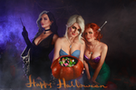 The Witcher - Halloween