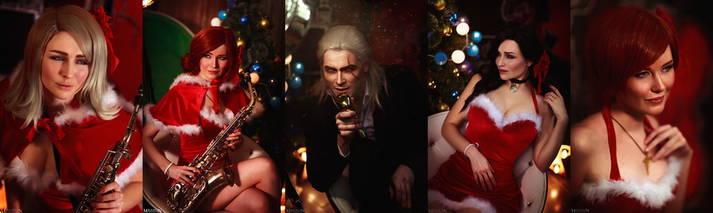 The Witcher - Christmas