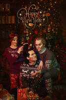 The Witcher 3- Vampire Holidays by MilliganVick