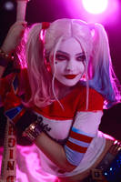 SS - Harley Quinn by MilliganVick