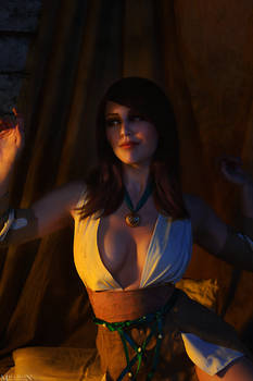 The Witcher 3 - Corine Tilly
