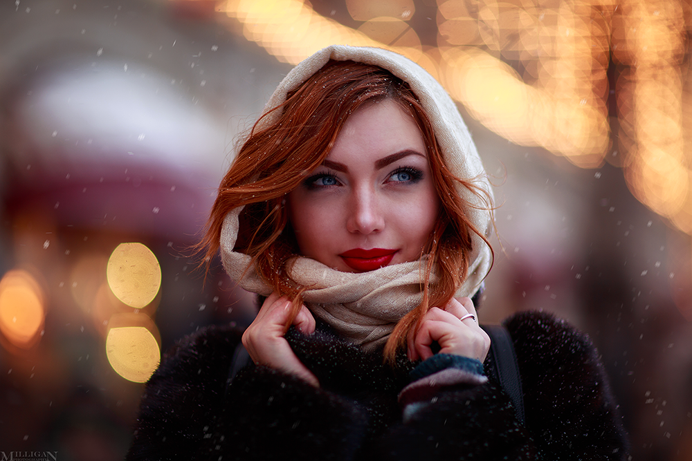 A Simple Russian girl by MilliganVick