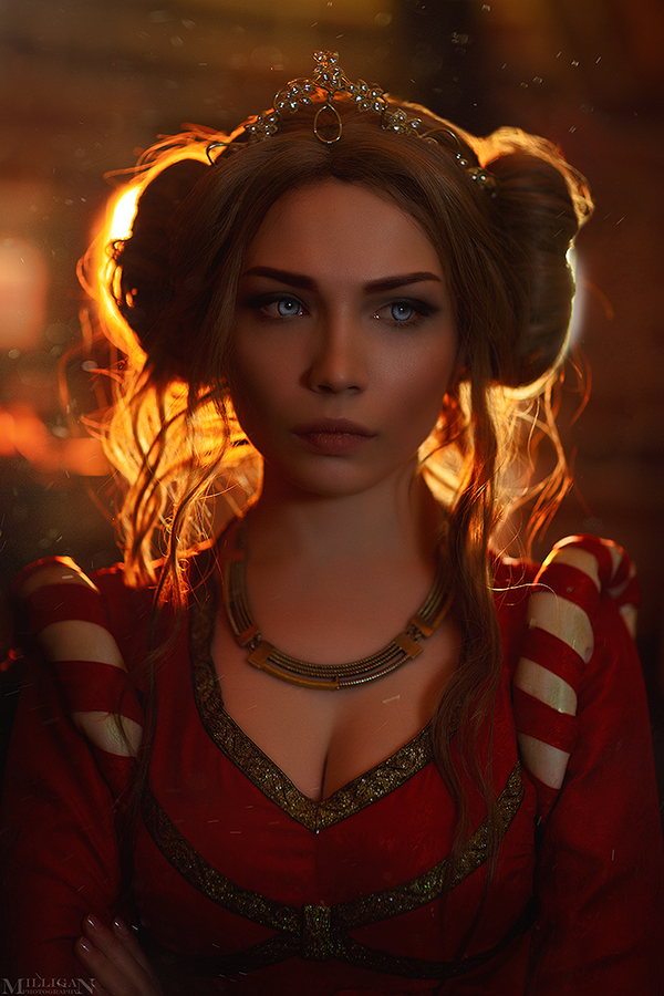 The Witcher - Francesca by MilliganVick