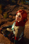 The Witcher 2 - Triss