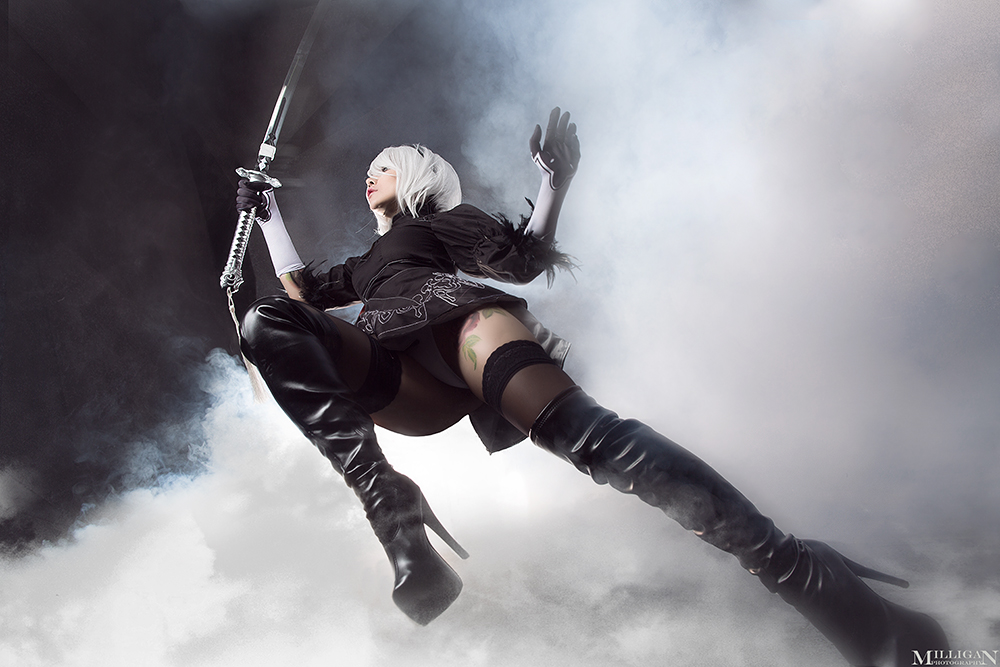 NieR: Automata by MilliganVick