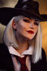 Overwatch - Ashe by MilliganVick