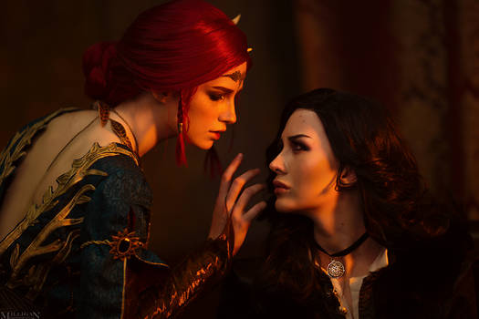 TW:WH - Yennefer, Triss
