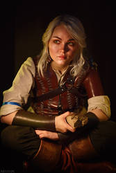TW:WH - Little Ciri