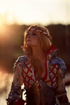 The Witcher 2 - Saskia