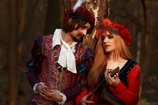 TW:WH - Priscilla and Dandelion
