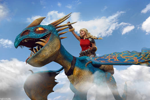 How to Train Your Dragon - Astrid