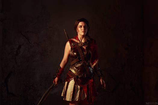 AC: Odyssey - Kassandra and Aspasia