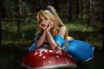 Alice in Wonderland by MilliganVick