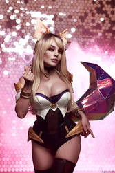 LoL - KDA Ahri