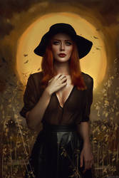Witch by MilliganVick