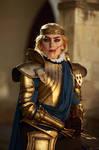 Thronebreaker: The Witcher Tales - Queen Meve by MilliganVick