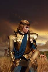 Thronebreaker: The Witcher Tales - Queen Meve