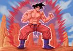 Kaio-Ken Goku