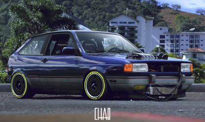 Volkswagen Gol G1 '93 (Fox)