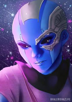 Nebula Guardians of the Galaxy 2