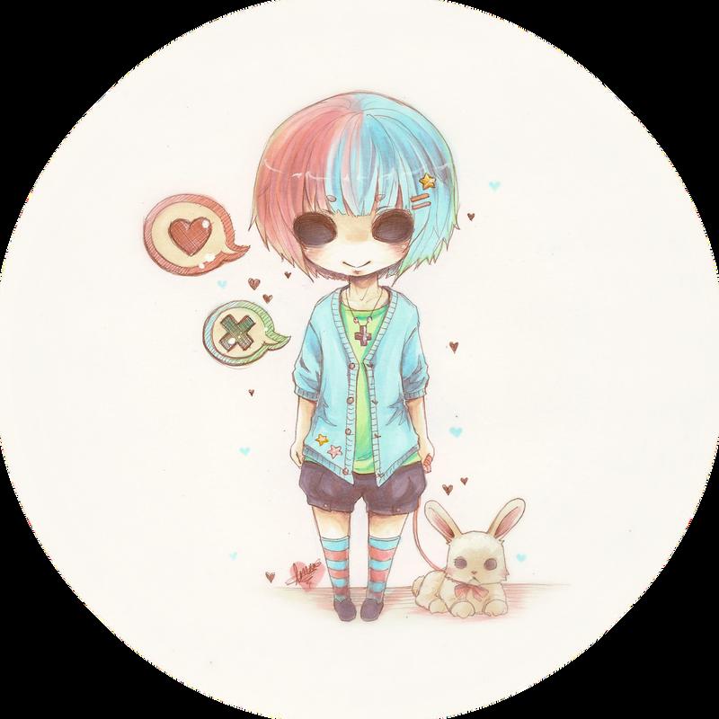 Chibi by ramuramu