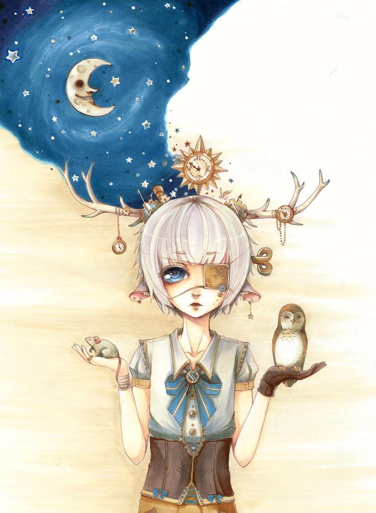 Chase the Stars by ramuramu