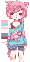 1# Petite Adopt Auction: ENDED