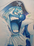Blue Buggy! [One Piece]