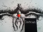 My sketchbook is now my Death Note!