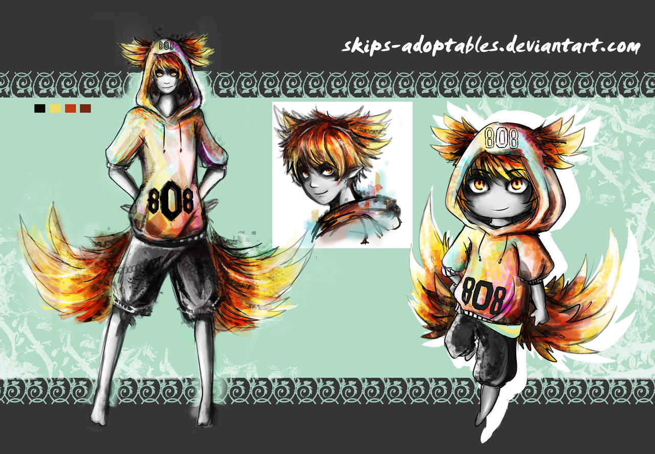 Squirrel Adoptable Auction [CLOSED] by skips-adoptables