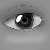 ojo Realista by Ilovecupcakesomuch