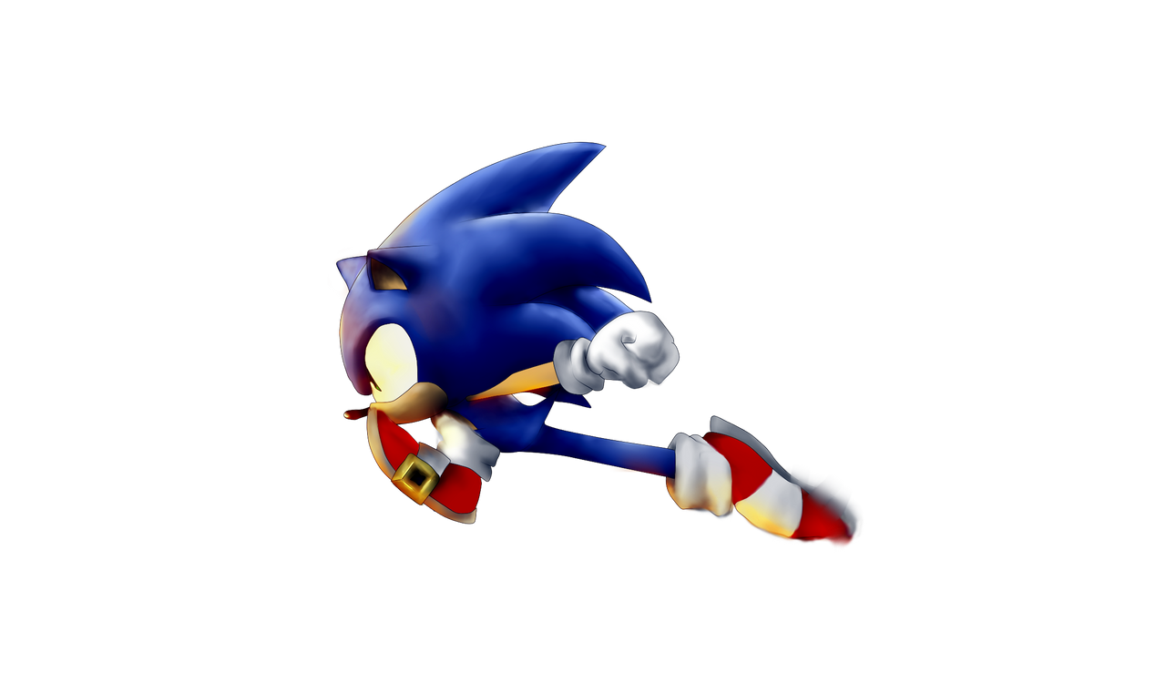 Sonic Colors Paint