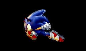 Sonic Colors - Sonic