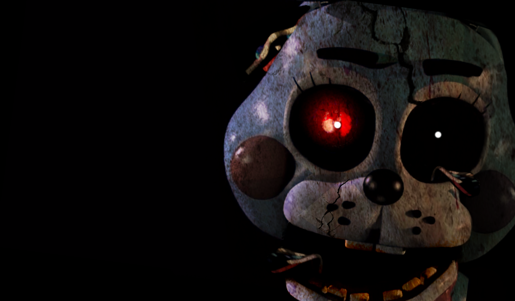 Five nights at freddy 39 s 2 toy bonnie old by christian2099 on
