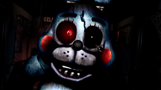 Old Toy Freddy : Toy bonnie ¡ oh my doll el juego de las muñecas
