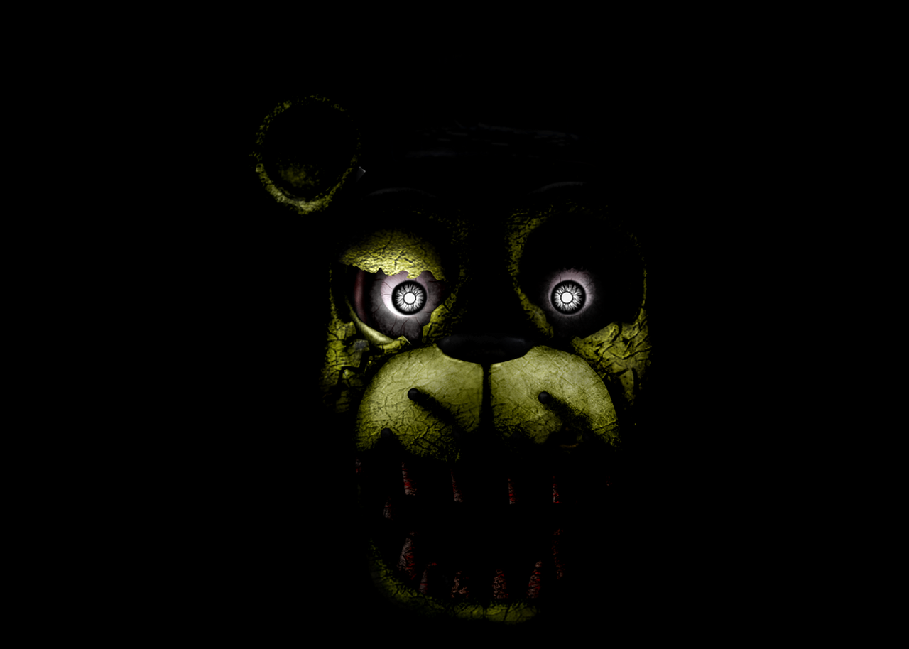 Five nights at freddy s 3 golden freddy by christian2099 d8d3toy