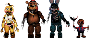 Five Nights at Freddy's [Withered Toys]