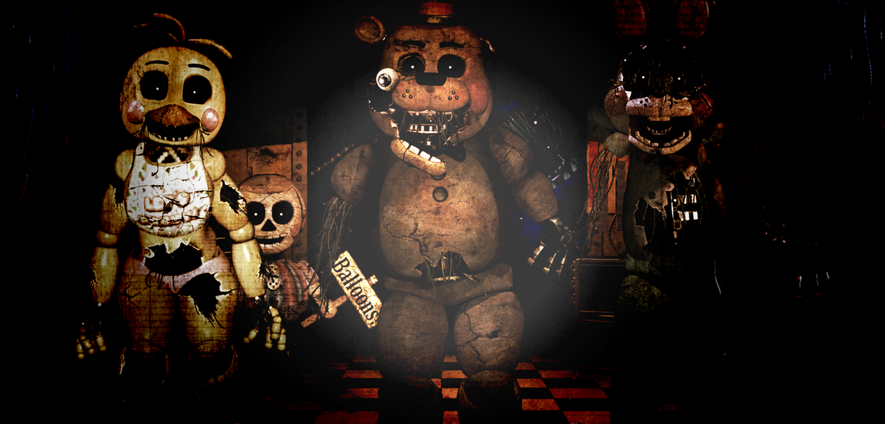 Five nights at freddys 4 on scratch full game nicezon com