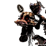 Five Nights at Freddy's [Old Mangle]