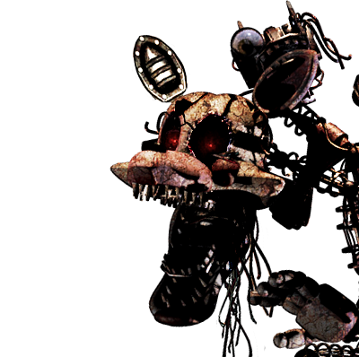 Five nights at freddy s old mangle by christian2099 on deviantart