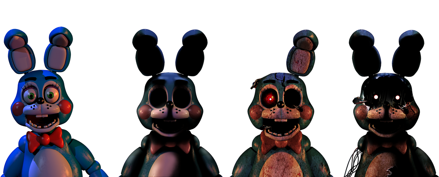 Withered Bonnie Head