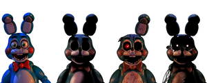 Five Nights at Freddy's - Toy Bonnies