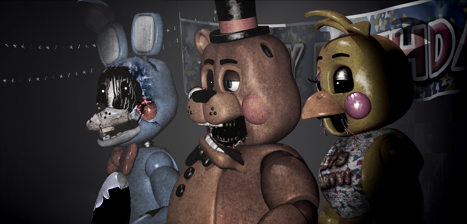 Five nights at freddys 2 toy chica images 02 by