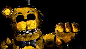 Golden Freddy - Here I am