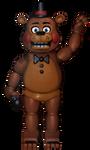 FNAF2-Toy Freddy Full body [Commission]