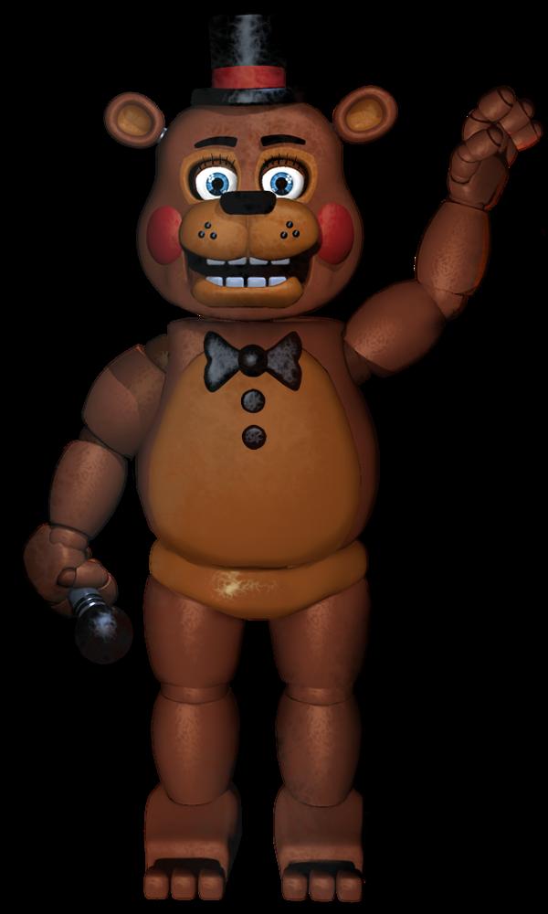 Fnaf 2 Toy Freddy FNAF2-Toy Freddy Full ...