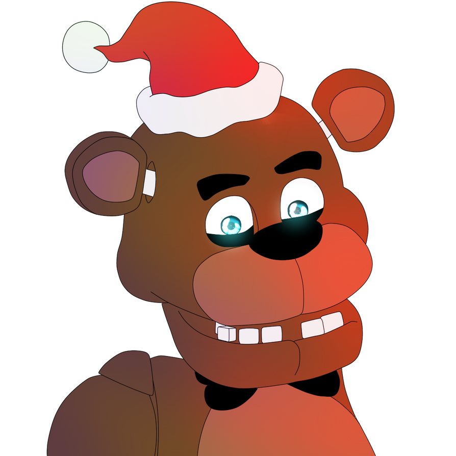 FNAF - Merry Christmas guys![WIP] by Christian2099 on DeviantArt
