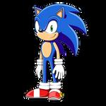 Sonic The Hedgehog Full Body + Video Part 03