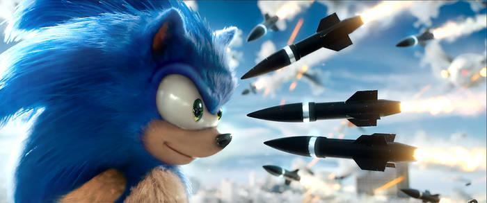 Sonic the movie - Edit 03 +Speed Edit
