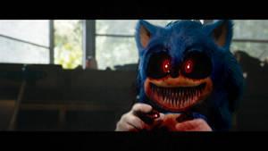 Sonic.exe (New design)- Edit+Speed Edit video